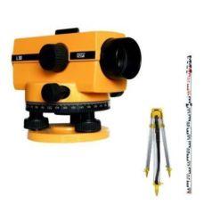 АКЦИЯ! Нивелир оптический VEGA L30 комплект: нівелір + штатив + рейка