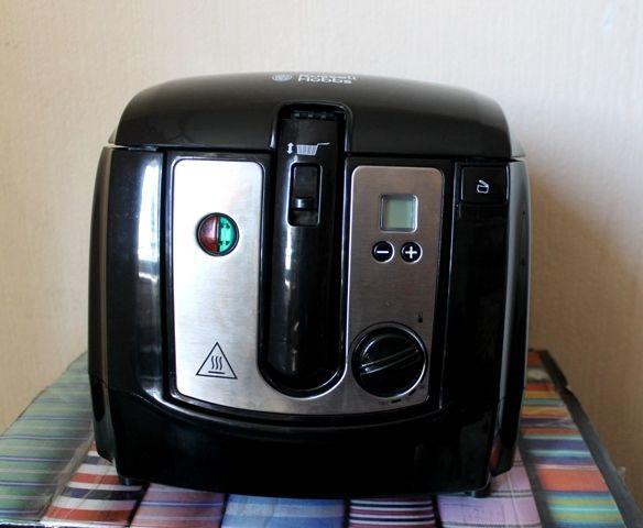 Фритюрница  RUSSELL HOBBS RH24580 для кафе и для дома из Анг