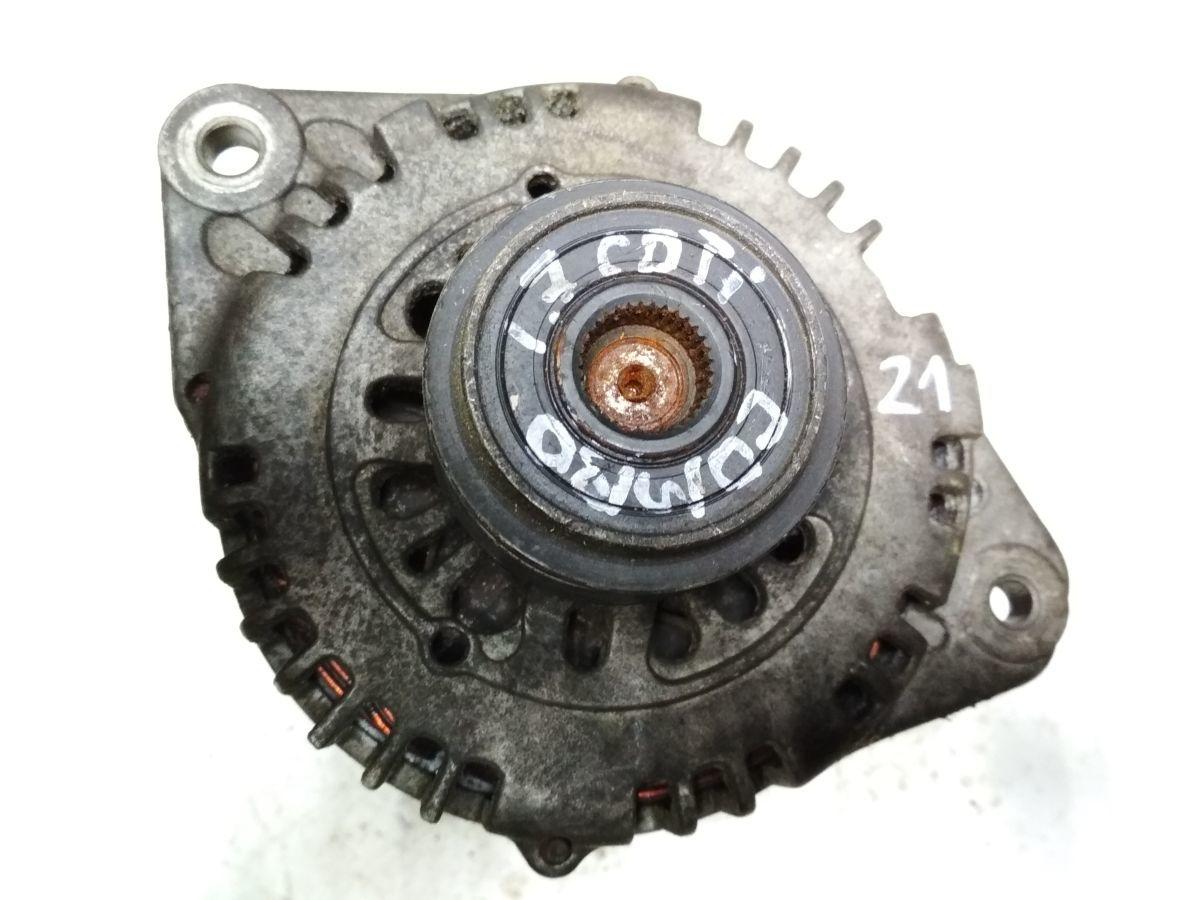 Генератор на Opel Combo 1.7 cdti (Опель Комбо) 350835