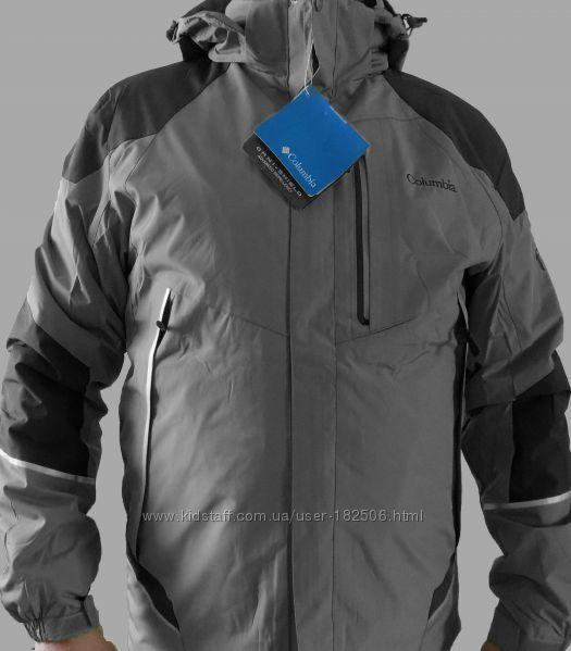 1197e97f29aae Купить сейчас - Мужская мембранная куртка Columbia Titanium 3-в-1: 1 ...