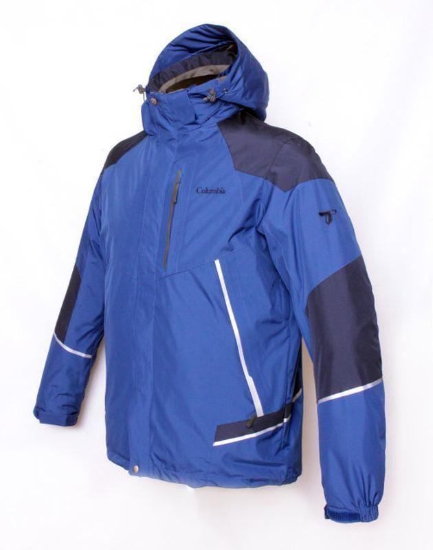 Мужская мембранная куртка Columbia Titanium 3-в-1  1 595 грн ... 2b366783cc7ea