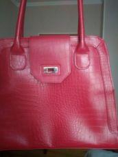 Новая сумка экспрессия ladylike Red bag Oriflame