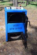 Котел Пиролизный Длительного Горения KTW-ECO 20-100кВт