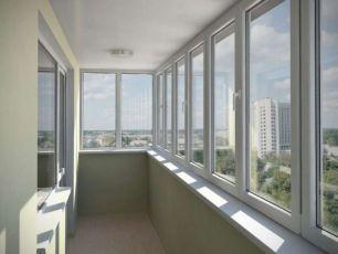 Пристройка балкона любом этаже. Балкон под ключ. Остекление балконов