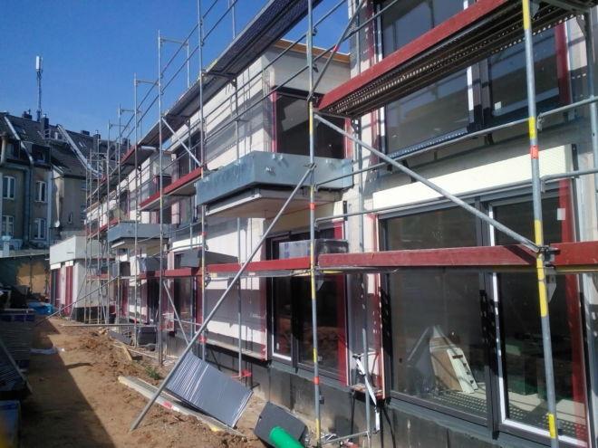Специалисты строительных профессий в Германию