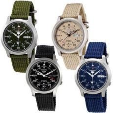 ОРИГИНАЛ | НОВЫЕ: Часы Seiko 5 | SNK809 | SNK807 | SNK805 | SNK803