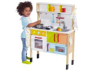 Деревянная игровая детская кухня PLAYTIVE JUNIOR PLAY TIVE, IKEA ИКЕА