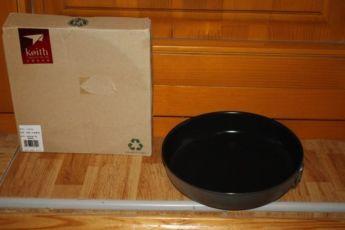 Титановая сковородка с антипригарным покрытием 1L Keith. Титан.