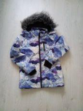 Лыжная куртка, термо куртка осень-зима c&a, для девочек и маль