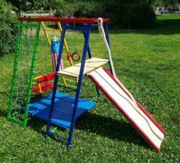 РАСПРОДАЖА!!!Детский уголок спортивный комплекс для улицы и дома!