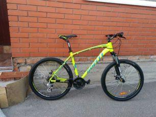 Велосипед горный Spelli SX - 3700 колеса 26