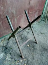 Козел для різки, распилки дров