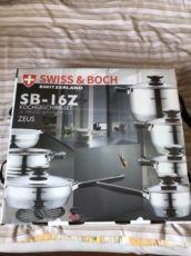 Набір посуди SWISS & BOCH sb-16z