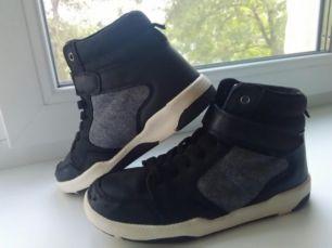 Кеды хайтопы кроссовки высокие H&M 32 размер