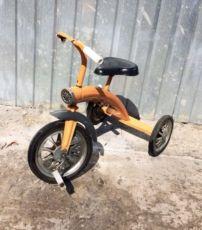 Велосипед Гном-1 (2), трёх колёсный детский велосипед