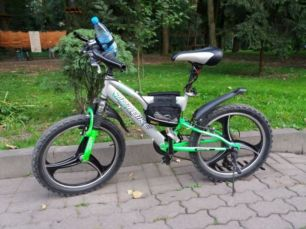 TPT bike 20 велосипед горный гірський