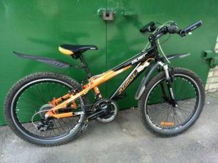 Продаю Горный подростковый велосипед AZIMUT VALIANT 24