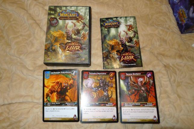 карточная игра world of warcraft