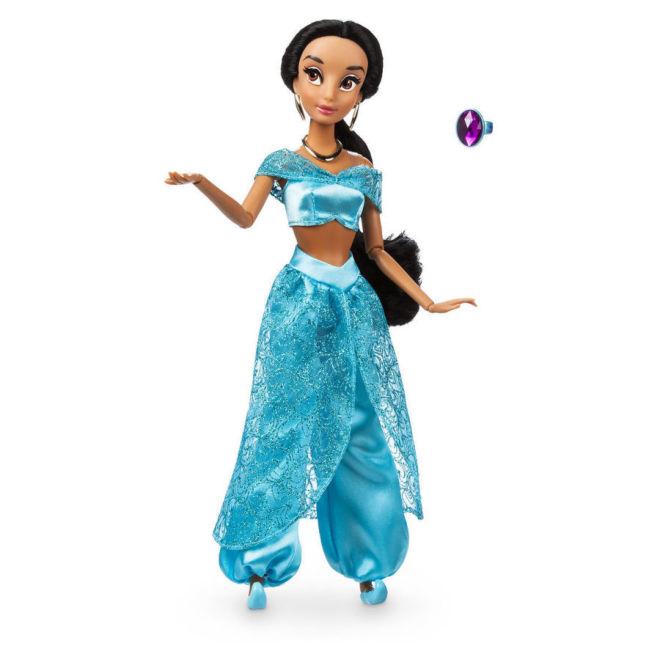 Кукла принцесса Жасмин с кольцом - Дисней 2018