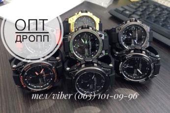ОПТ | ДРОП Мужские часы Casio G-Shock GST-1000, GST-700, GLG-1000.