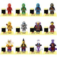 Качественные ниндзяго Ниндзя-го Lego Ninjago фигурки лего Оверлорд