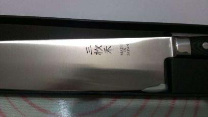 Япония. Премиум класса Профессиональный кухонный Нож Шеф (30 см.)