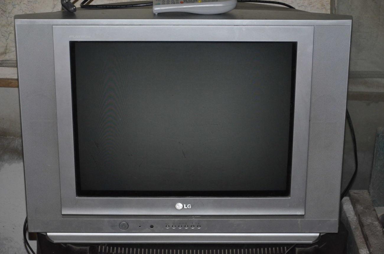 Телевизор LG RT-21FD40RX