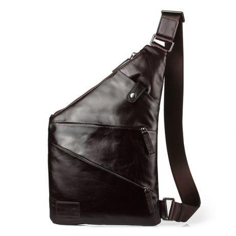 e56fa786e534 F Мужская сумка-кобура-мессенджер Cross Body ArtX Style F кожаная: 1 ...