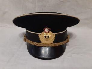 Фуражка офицера вмф ссср