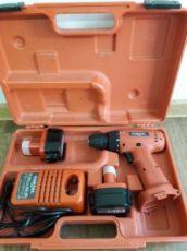 Аккумуляторный дрель-шуруповерт Maktec MT 063 SK2