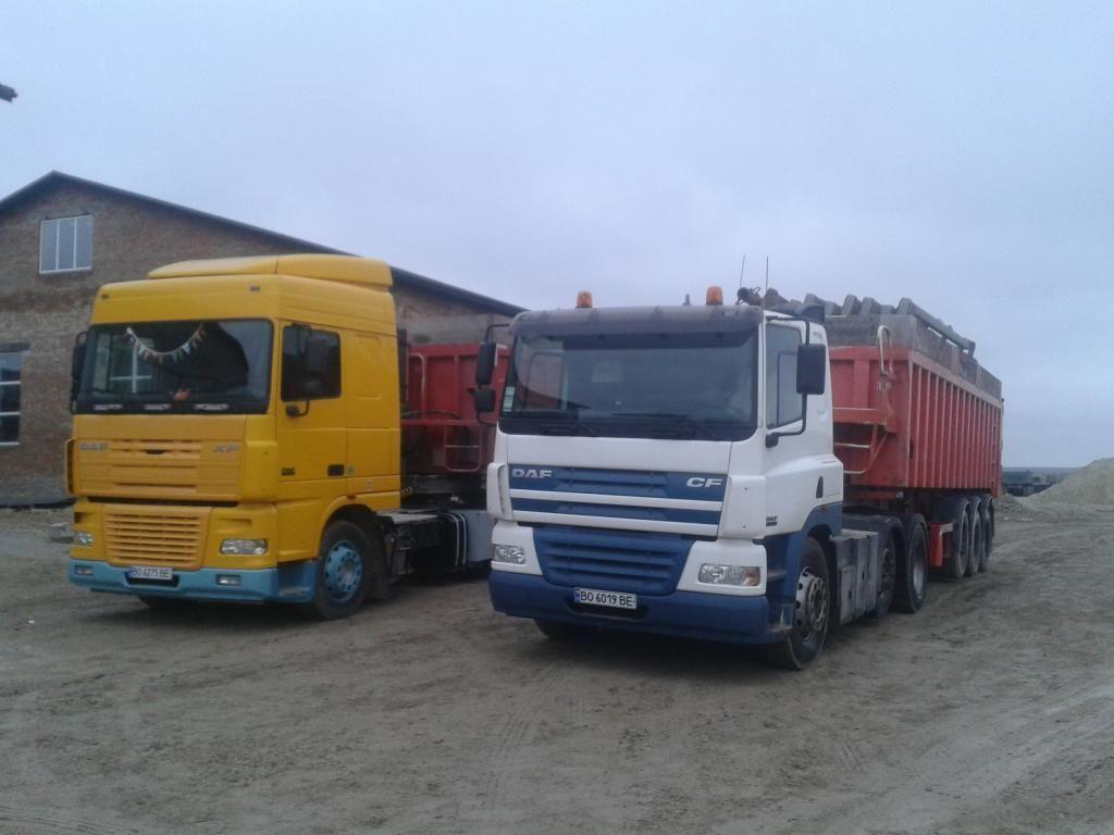 Оренда Тягач 30 тонн / Вантажні Перевезення