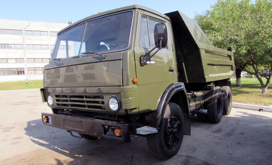 Оренда Самосвал Камаз 5511 13 тонн / Вантажні перевезення