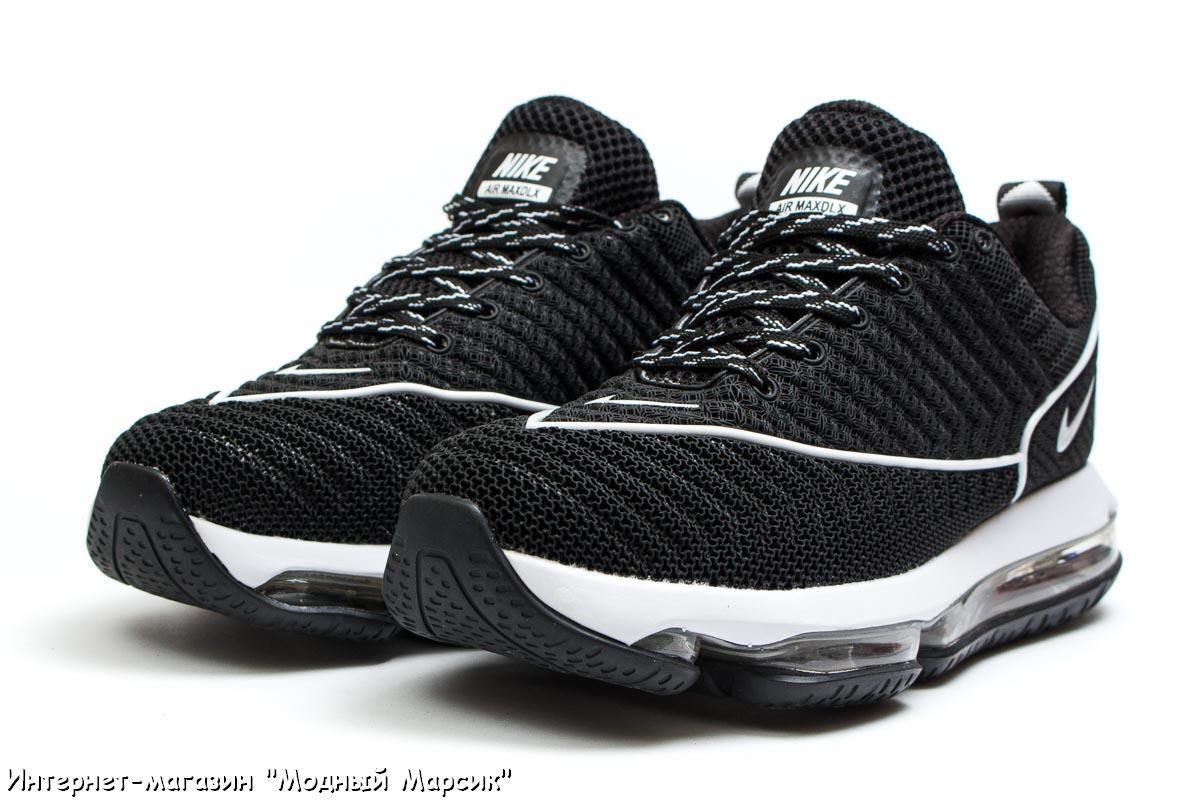 Мужские, черные кроссовки Nike Air Max, р. 41 - 46, (AF14056 код)  1 ... 27ce0379995