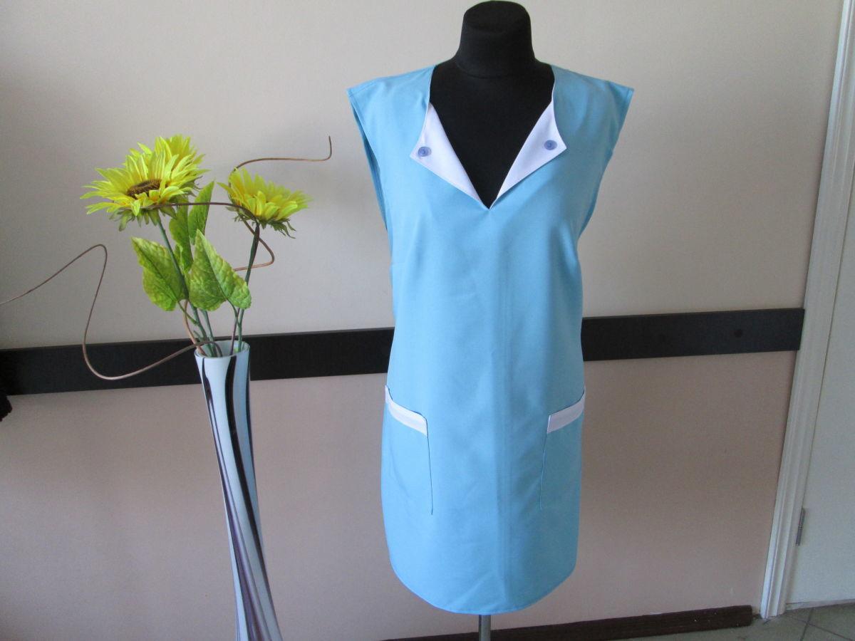 Фартук-накидка для официанта, униформа для продавца, форма в столовую