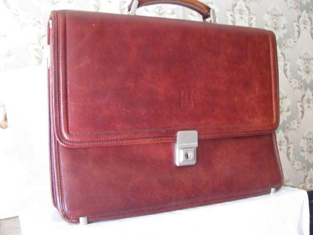 5376c3c9bdde Портфель мужской кожаный GIANFRANCO FERRE оригинал: 1 950 грн ...