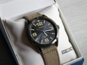 Часы Seiko SNE331 Solar