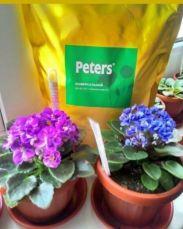 Удобрение для фиалок/комнатных растений(Петерс\Peters)