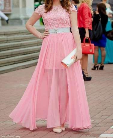 07802de9f54 Платье выпускное. Платье трансформер (короткое длинное). Платье в ...
