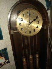 Часы напольные DUFA Германия