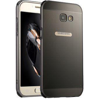 Samsung Galaxy A5 (A520 - 2017) алюминиевый бампер-кейс Чехол