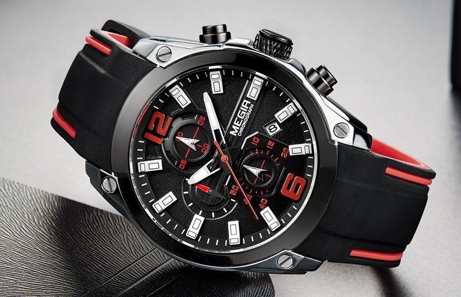 37d6d6f9c860 Часы мужские наручные Megir  720 грн. - Наручные часы Кривой Рог ...