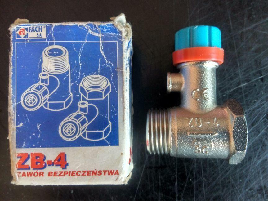 Запобіжний (підривний) клапан Fach ZB-4