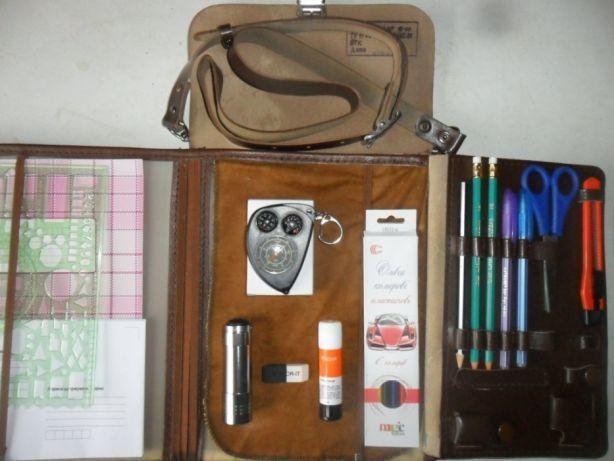 06a10f912417 офицерская полевая сумка ( планшет ) кожаная в комплекте: 700 грн ...