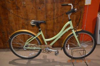 Велосипед Pride Classic 26 круизер комфортный городской женский