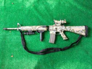Продам винтовку Systema PTW M16A3 Max для страйкбола
