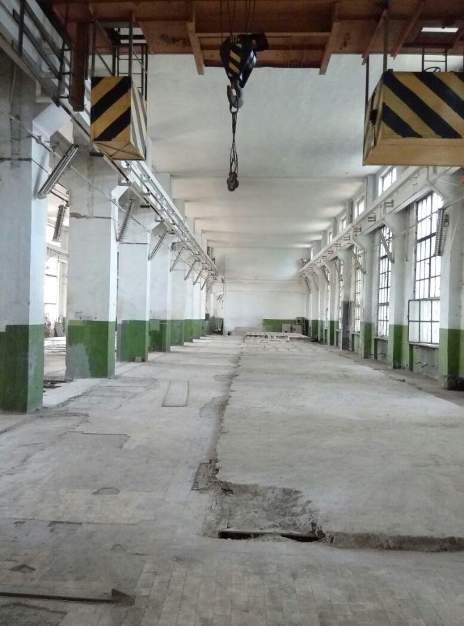 Сдам помещение производство склад с кранбалкой 10тн