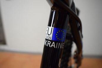 """Горный велосипед Crossride Evo 2.0 26"""" стальной 19 рама 7"""