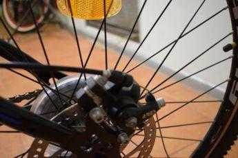 """Горный велосипед Crossride Evo 2.0 26"""" стальной 19 рама 6"""