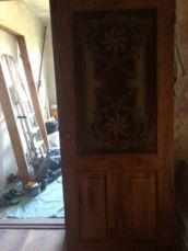 дверь дубовая межкомнатная коробка наличники