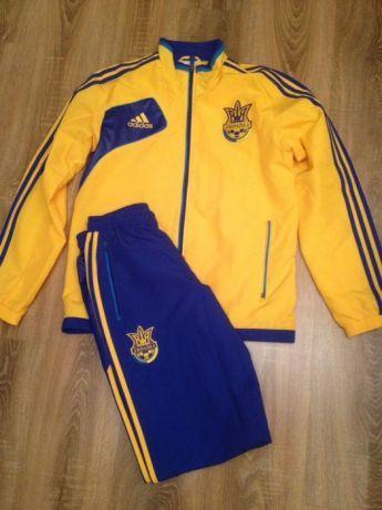 3e7a000e4bc Спортивный костюм adidas (original) сборная Украины
